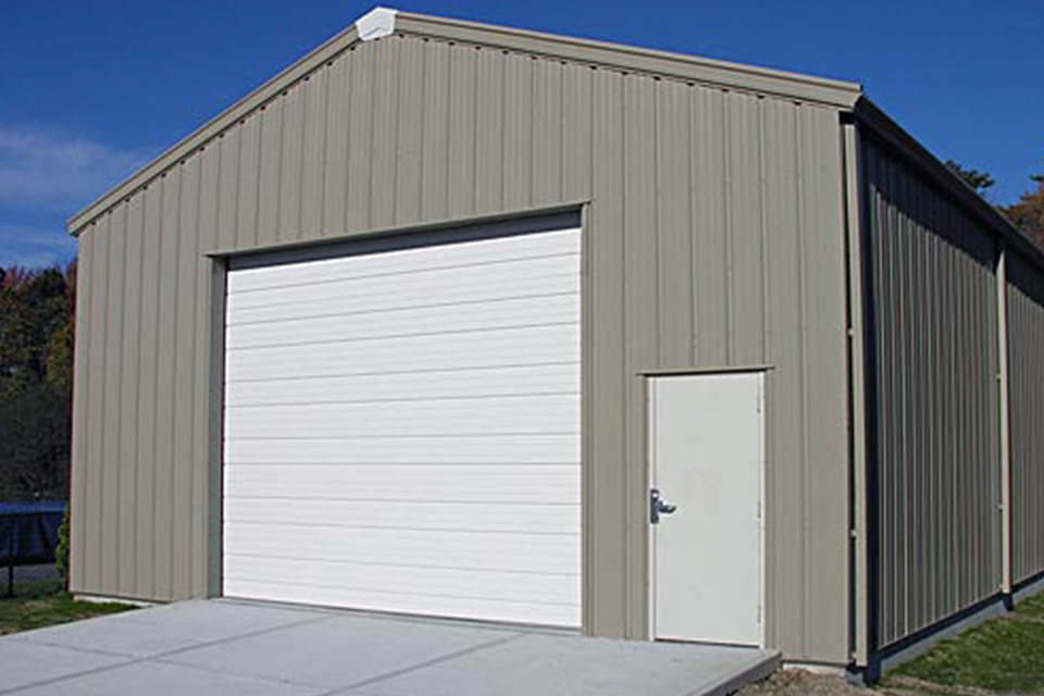 Rigid Frame - Texas Steel Buildings